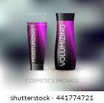 vector body care cosmetics... | Shutterstock .eps vector #441774721