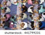 dubai  united arab emirates  ...   Shutterstock . vector #441799231