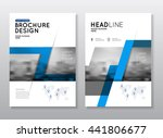 business presentation with...   Shutterstock .eps vector #441806677