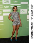 Small photo of NEW YORK, NY - MAY 14: Actress Ciara Renee attends the 2015 CW Network Upfront Presentation at the London Hotel on May 14, 2015 in New York City.