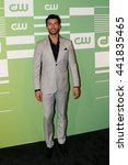 Small photo of NEW YORK, NY - MAY 14: Actor Justin Baldoni attends the 2015 CW Network Upfront Presentation at the London Hotel on May 14, 2015 in New York City.