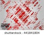 grunge texture   abstract... | Shutterstock .eps vector #441841804
