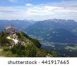 berchtesgaden germany   august... | Shutterstock . vector #441917665