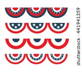 independence day of america... | Shutterstock .eps vector #441941359
