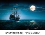 Pirate Ship Flying Dutchman