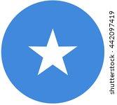 vector illustration flag of... | Shutterstock .eps vector #442097419