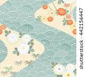 Japanese Seamless Pattern....