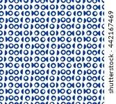 random geometric background.... | Shutterstock .eps vector #442167469