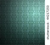 retro wallpaper | Shutterstock .eps vector #44217253