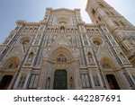 cathedral of saint mary of the... | Shutterstock . vector #442287691