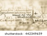 Small photo of Naval Air Station Whiting Field. Florida. USA