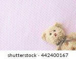 Stock photo teddy bear 442400167