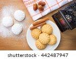 kahk el eid   translation  ...   Shutterstock . vector #442487947