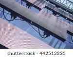 outdoor modular led panels as a ... | Shutterstock . vector #442512235