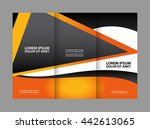 abstract vector background for... | Shutterstock .eps vector #442613065