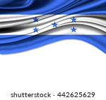 3d illustration of honduras... | Shutterstock . vector #442625629