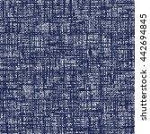 abstract irregular mesh mottled ... | Shutterstock .eps vector #442694845