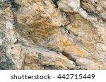 texture of stone | Shutterstock . vector #442715449