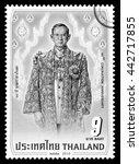 thailand   circa 2016  a thai...   Shutterstock . vector #442717855