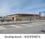 ancona  mole vanvitelliana ... | Shutterstock . vector #442959871