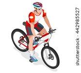 Mountain Bike Cyclist Bicyclist ...