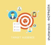 Target Audience Vector Icon