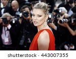 cannes  france   may 16  kate... | Shutterstock . vector #443007355
