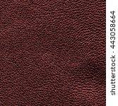 dark red leather background ... | Shutterstock . vector #443058664