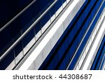 background pattern of a modern... | Shutterstock . vector #44308687
