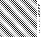 line diagonal black seamless... | Shutterstock .eps vector #443095555