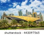 Futuristic Building Of Dubai...