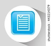 files management design  | Shutterstock .eps vector #443214379