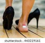High Heels Hurts Very Often ...