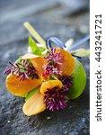 flower bouquet | Shutterstock . vector #443241721
