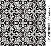 seamless abstract vector... | Shutterstock .eps vector #44326384