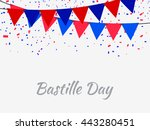 vector illustration card banner ... | Shutterstock .eps vector #443280451