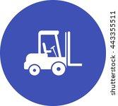 lifter | Shutterstock .eps vector #443355511