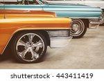 retro styled image of vintage...