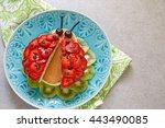 Funny Ladybug Pancakes With...