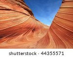 The Rock Wave Sandstone Curve
