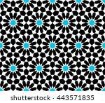 islamic geometric art  oriental ...