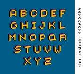 vector font  typescript created ...