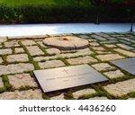 john f kennedy gravestone ...