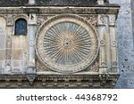 Astronomical Clock In Chartres...