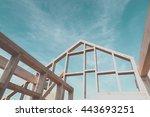 New House Construction Interio...