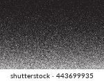 vector dotted texture. abstract ... | Shutterstock .eps vector #443699935