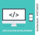 application development vector...