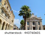 church of riposto  sicily  italy | Shutterstock . vector #443760601