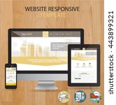 web responsive page