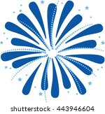 independence day   4th of july... | Shutterstock .eps vector #443946604